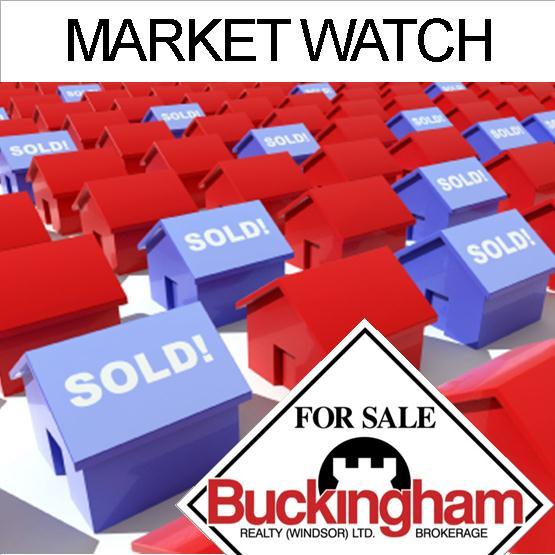 Windsor Essex Market Watch August 2013