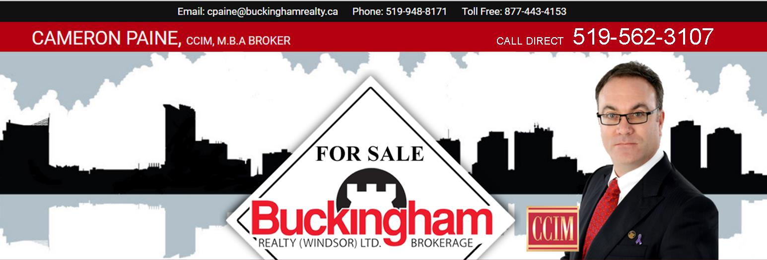 Cameron Paine - Buckingham Realty
